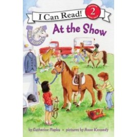 At the Show (Pony Scouts) (Level 2 Reader)