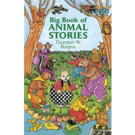 Big Book of Animals Stories