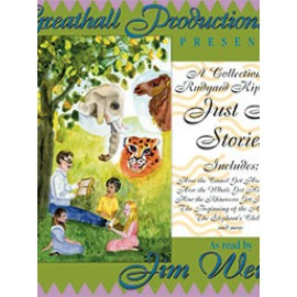 A Collection of Rudyard Kipling's Just So Stories - CD