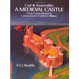 Cut & Assemble a Medieval Castle