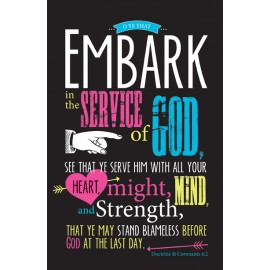 Journal - O Ye That Embark in the Service of God