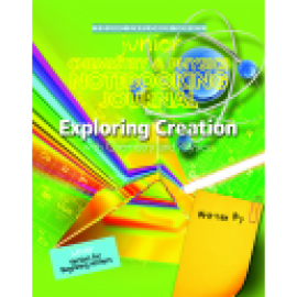 Exploring Creation with Chemistry and Physice - Junior Notebooking Journal
