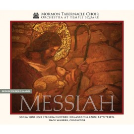 Handel's Messiah Complete Oratorio CD+DVD