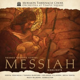 Handel's Messiah Highlights - CD