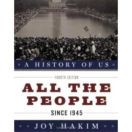 All the People: Since 1945 (4th Ed.) (History of US #10)