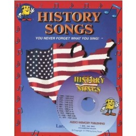 History Songs - CD