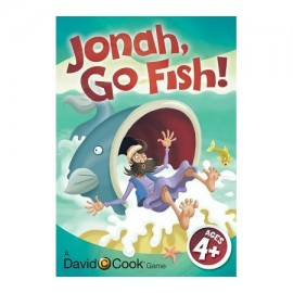 Jonah, Go Fish! - Game