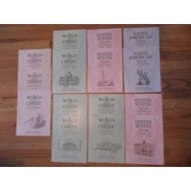 Dan Hunter's Living History (Complete 9 book set)