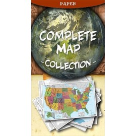 Map: Complete Map Set, Laminated