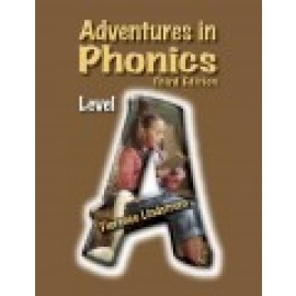 Adventures in Phonics Level A Workbook (Grade K)