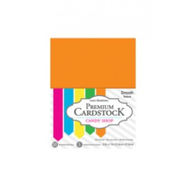 Candy Shop Premium Cardstock Pad 8.5x11 (50 sheets)
