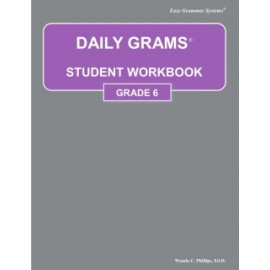 Daily Grams: Grade 6 Student Workbook