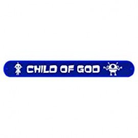 Bracelet: Slap Child of God - Robot
