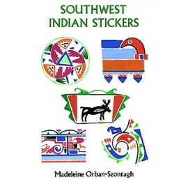 Southwest Indian Stickers (Dover Mini)