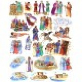 Parables of Jesus (small) - Felt Story