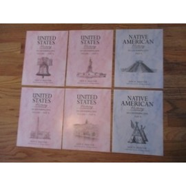 United States History 3 Volume Set