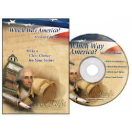 Which Way America? Student Edition - DVD